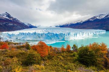 Argentinien Reise Perito Moreno Gletscher