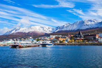 Südamerika-Kreuzfahrt: Feuerlandes und Ushuaia
