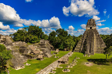 Rundreise durch Belize Tikal