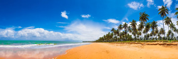 Brasilien-Urlaub Strand