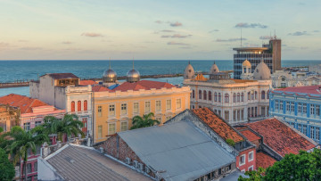 Brasilien-Urlaub Recife