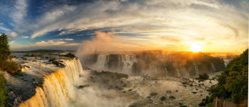 Kurztrip Iguazú-Wasserfälle