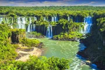Brasilien Reise: Iguacu Wasserfälle