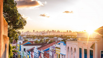 Brasilien-Urlaub Olinda