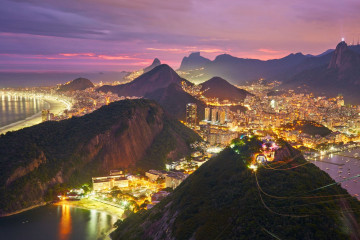 Brasilien Reis: Rio de Janeiro