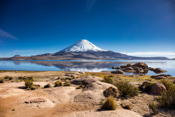 Chile Reise: Lauca Nationalpark