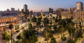 Chile Reise: Santiago