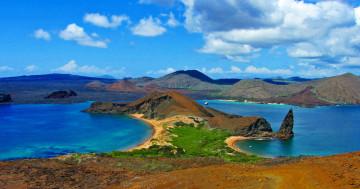 Reise - Galapagos Inseln - Panorama