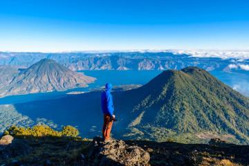 Guatemala Reise: Lake Atitlan