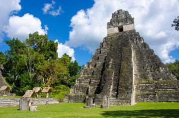 Guatemala Reise: Tikal
