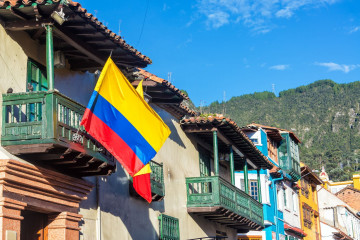 Kolumbien Reise: Bogota