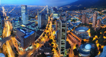 Kolumbien Reise: Bogotá