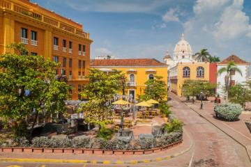 Kolumbien Reise: Cartagena