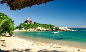 Kolumbien Reise: Karibik Küste