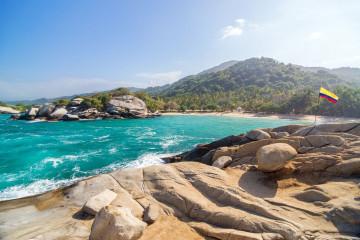 Kolumbien Reise Karibik