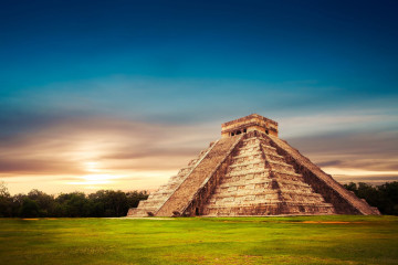 Mexiko Rundreise Chichen Itza