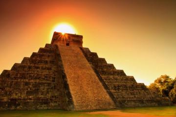 Rundreise Mexiko Reise Ruinen