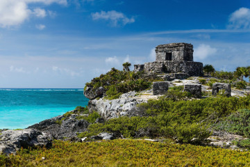 Mexiko - PKW-Rundreise Yucatan & Baden