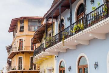 Panama Reise: Old Town