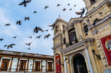 Peru Lima Reise