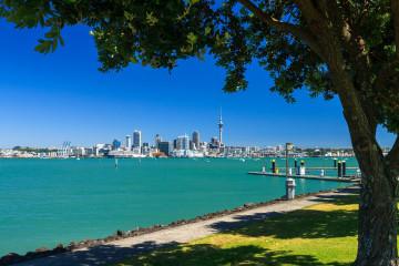 Neuseeland Reise Auckland