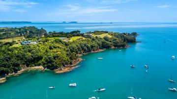 Neuseeland Reise - Waiheke Island