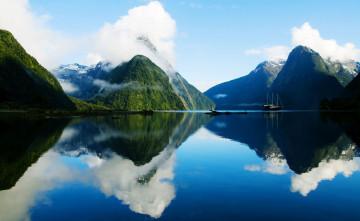 Neuseeland Reise Milford Sound