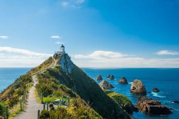 Neuseeland Reise - Nugget Point, Catlins
