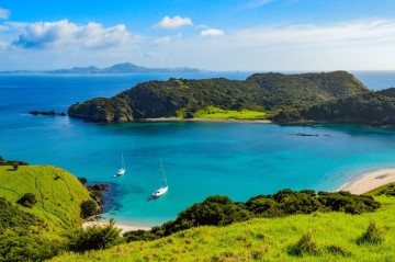Neuseeland Reise - Bay of Islands