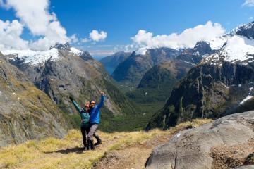 Neuseeland Reise - Fjordland Nationalpark