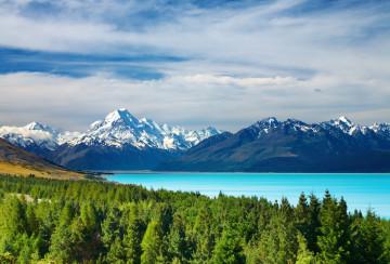 Neuseeland Reise - Mount Cook