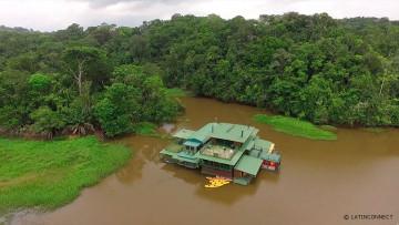Panama Reise - Lodge im Dschungel