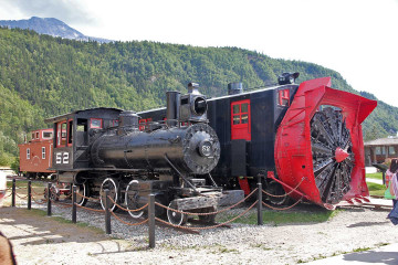 skagway © Captain Renes Travel