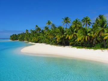 Südsee Reise - Aitutaki