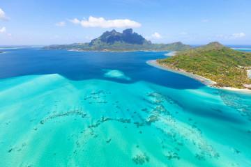 Südsee Reise - Bora Bora