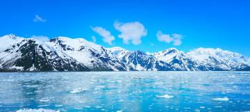 Gletscher Achorage