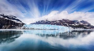USA Alaska Gletcher