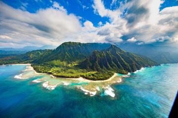 Hawaii Inselhüpfen Reise