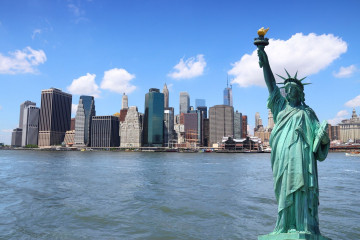 New York Reise Sightseeing