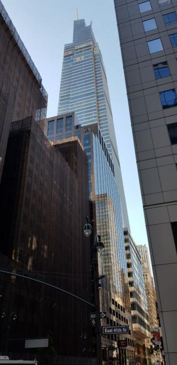 Summit One Vanderbilt Tower Manhattan