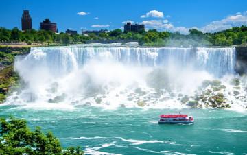 USA Reise - Niagarafälle