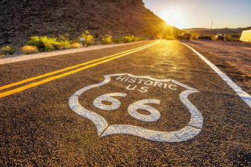 Reise Route 66