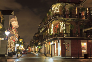 USA Reise New Orleans