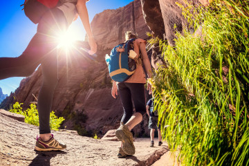 USA Reise: Wandern im Bryce Canyon