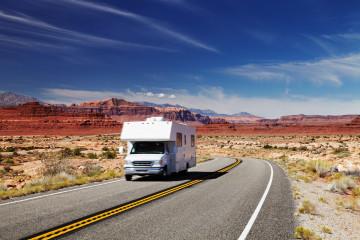 Reise USA Wohnmobil Camper