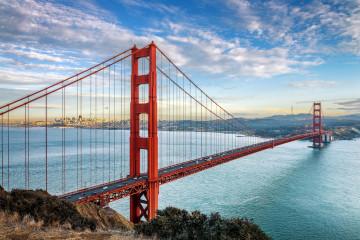 Reise USA: Golden Gate Bridge