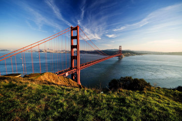 Reise USA: Golden Gate Bridge