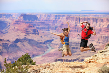 USA Reise: Grand Canyon