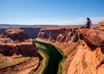 USA Rundreise: Grand Canyon Horshoe