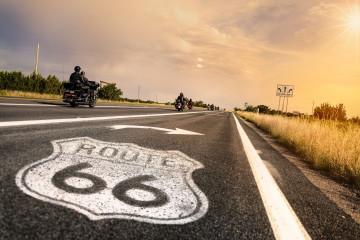 Motorrad-Reise USA - Route 66